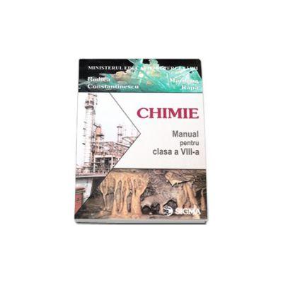 Chimie. Manual pentru clasa a VIII-a (Rodica Constantinescu)