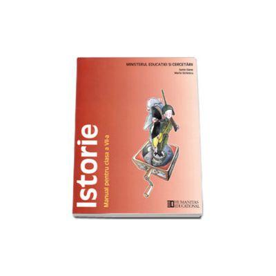 Istorie manual pentru clasa a VII-a (Sorin Oane)