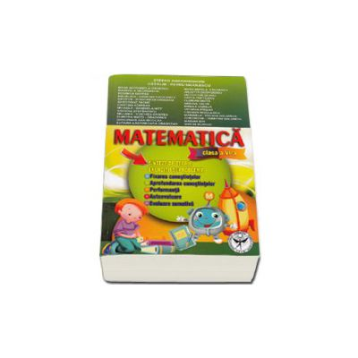 Matematica. Exercitii si probleme Clasa a VI-a
