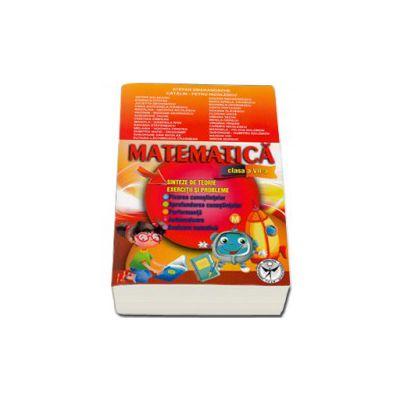 Matematica. Exercitii si probleme Clasa a VII-a