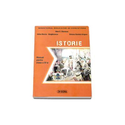 Istorie manual pentru clasa a IV-a. Coordonator, Dinu C. Giurescu