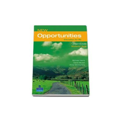 New Opportunities Intermediate Students Book - With Mini-Dictionary