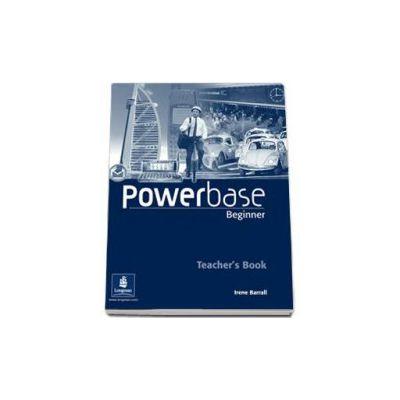 Powerbase Level 1 Teachers Book - Beginer (David Evans)