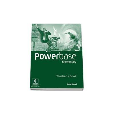 Powerbase Teachers Book Level 2 - Elementary (David Evans)