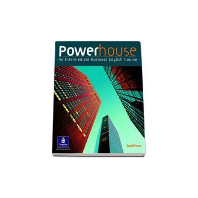 Powerhouse Intermediate Course Book (David Evans)