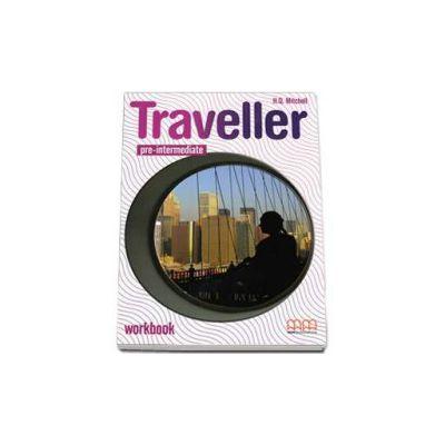 Traveller Pre-Intermediate Workbook with CD - Caietul elevului pentru clasa a VI-a cu CD