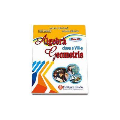 Artur Balauca, Algebra si Geometrie pentru clasa a VIII-a. Auxiliar de aritmetica