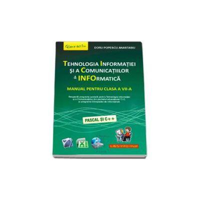 Tehnologia Informatiei Si A Comunicatiilor Informatica Manual Pentru Clasa VII Pascal C