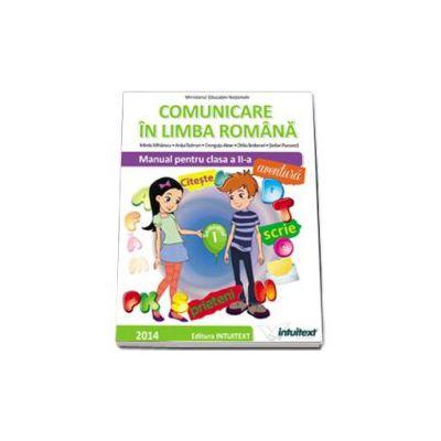 Manual pentru clasa a II-a, comunicare in limba romana - Semestrul I