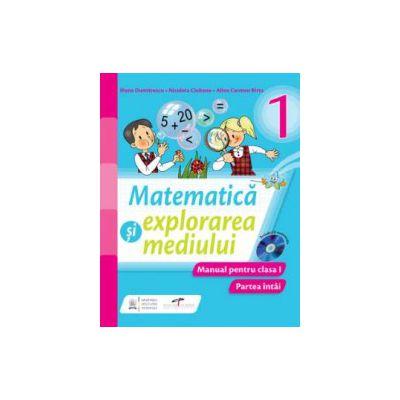 Matematica si explorarea mediului, manual pentru clasa I. Partea intai (Semestrul I)