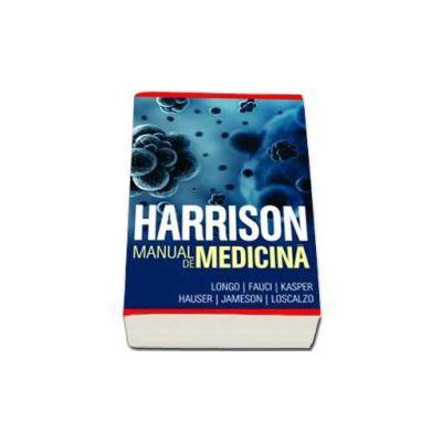 Dan L. Longo, Harrisons - Manual de Medicina