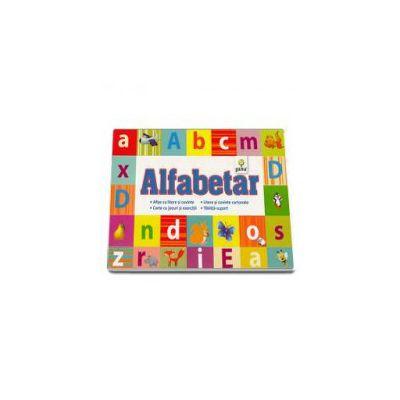 Alfabetar - Tablita cu suport