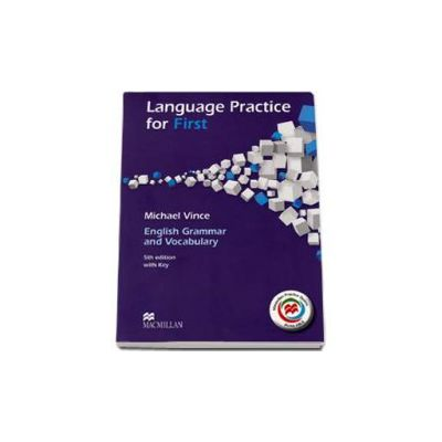 FCE Language Practice for First. English Grammar and Vocabulary 5th edition with Key (MPO Available)
