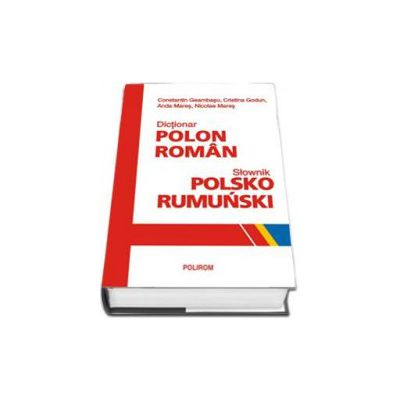 Dictionar polon-roman. Editie Cartonata (Cristina Godun)