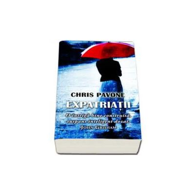 Chris Pavone, Expatriatii