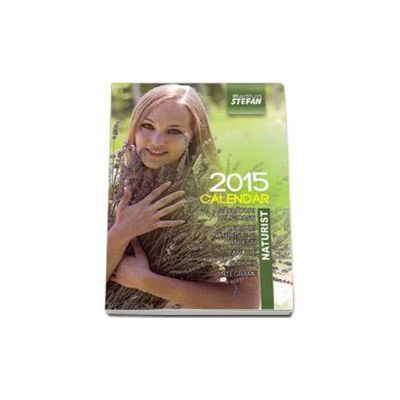 Calendar naturist 2015 - Format mic