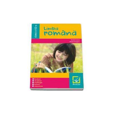 Limba si literatura romana(gramatica). Caiet de lucru pentru clasa a 7-a