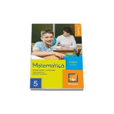 Matematica pentru clasa a V-a - Semestrul I (Berende Monica)