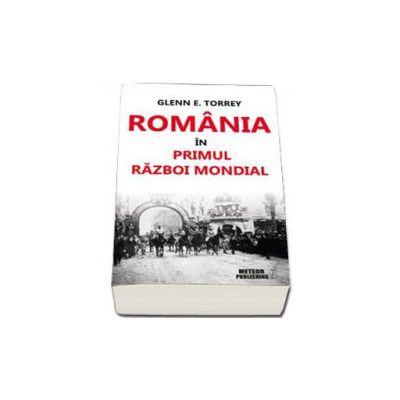 Glenn E. Torrey, Romania in Primul Razboi Mondial