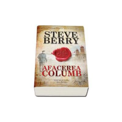 Steve Berry, Afacerea Columb