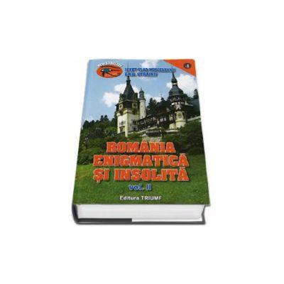 Emil Strainu, Romania enigmatica si insolita. 1001 de enigme ale Romaniei. Volumul II
