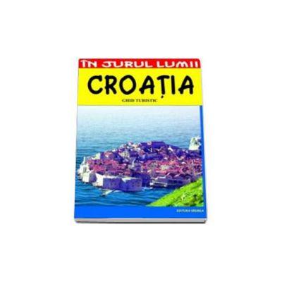 Croatia - ghid turistic (Miljurko Vukadinovic)