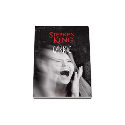 Stephen King, Carrie - Editie paperback