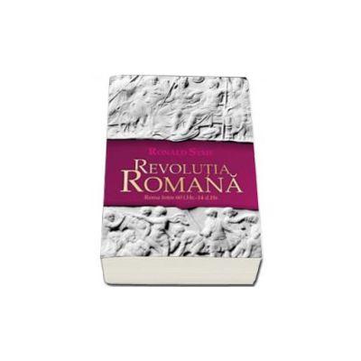 Revolutia romana. Roma intre 60 i.Hr.-14 d.Hr.
