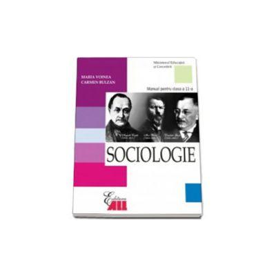 Sociologie. Manual pentru clasa a XI-a - Voinea