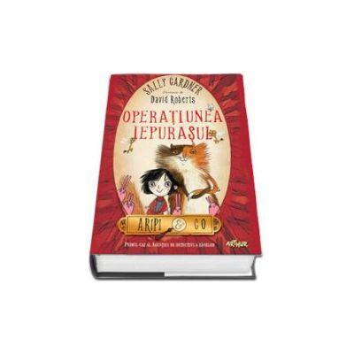 Operatiunea Iepurasul (Editie Hardcover)