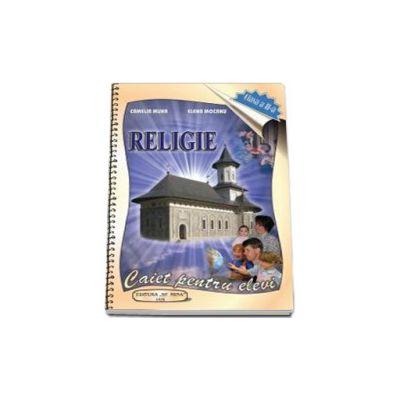 Caiet de religie, pentru clasa a II-a (Camelia Muha)