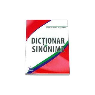 Marius Emil Dulgheru, Dictionar de Sinonime