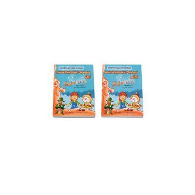 Fairyland 1A si 1B, Pupils Book. Manual de Limba Engleza pentru clasa I - Semestrul I si Semestrul al II-lea, Contine editia digitala