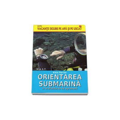 Alain Perrier, Orientarea submarina in scufundarea de agrement