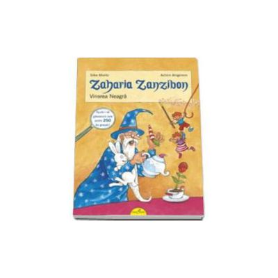 Zaharia Zanzibon. Vinerea neagra (Volumul I)
