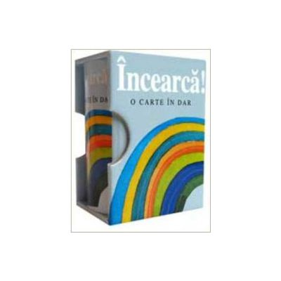 Incearca! O carte in dar