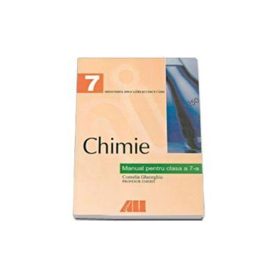 Chimie, manual pentru clasa a VII-a (Cornelia Gheorghiu)
