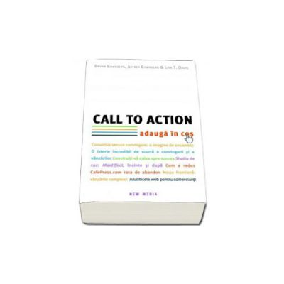 Call to action. Adauga in cos