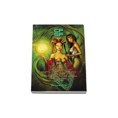 Colectia de Povestiri Stiintifico-Fantastice (CPSF). Anticipatia Numarul. 8