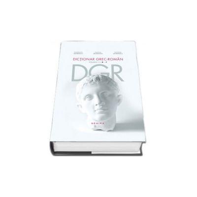 Dictionar grec-roman. Volumul II. B - R