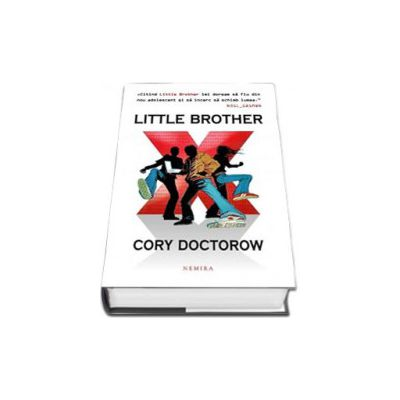 Cory Doctorow, Little Brother (Editie, hardcover)