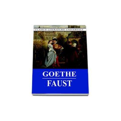Faust. Colectia, clasicii literaturii universale, Goethe, Cartex