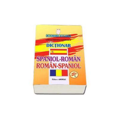 Mic Dictionar Spaniol-Romana si Roman-Spaniol. Colectia Dictionarele scolarului