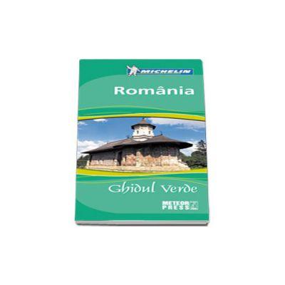 Romania - ghidul verde