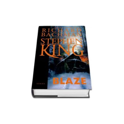 Stephen King, Blaze (Editie, Hardcover)