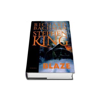 Stephen King, Blaze (Editie, Hardcover)