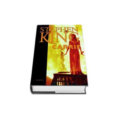 Stephen King, Carrie (Editie, hardcover)