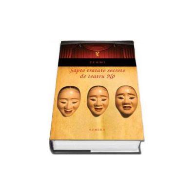 Sapte tratate secrete de teatru No. Editie hardcover