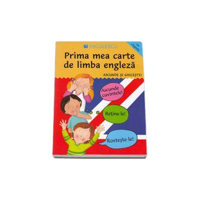 Prima mea carte de limba engleză. Ascunde şi ghiceşte