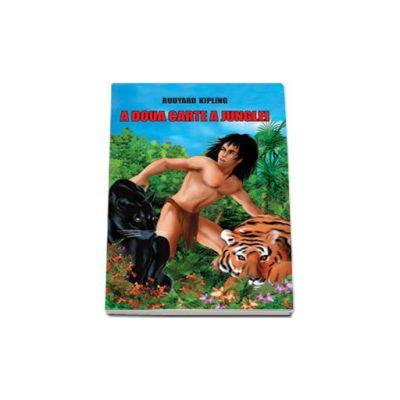 A doua carte a junglei de Rudyard Kipling